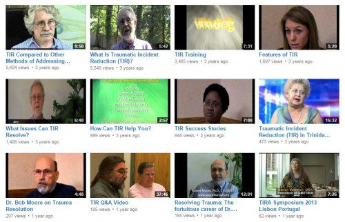 TIR videos