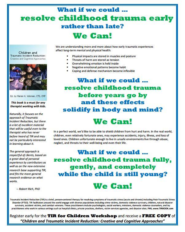TIRC Brochure